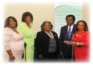 Timeless Service Award, Columbia MD Alumni Chapter of Delta Sigma Theta Sorority